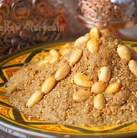 Dulce Marroquí Sellu
